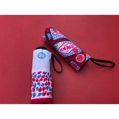 【香港☆特色香港】HANDMADE ☆雪糕車と麵包の 三摺遮 / 折りたたみ傘