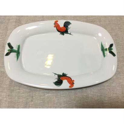 【香港☆ 雞 食器】 皿(長方形) /  色々使えます!