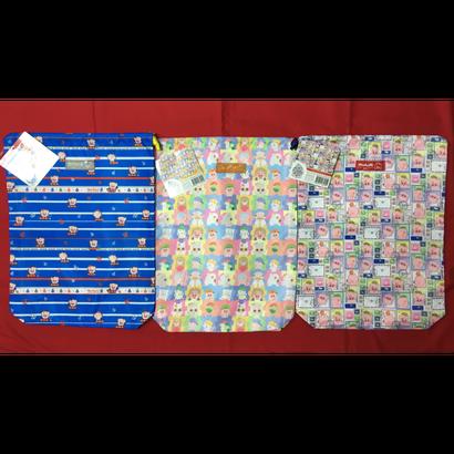 【香港☆マクダル】 麥兜索縄袋【大】巾着  /  Drawstring Bag・Mcdull