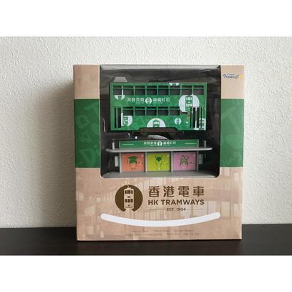 【香港☆叮叮】「香港電車」TRAM Set / Ding Ding  走ります!走ります!!