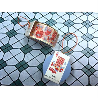 Dim Sum Restaurant☆茶摟【DITTO Fun Tape Hong Kong】