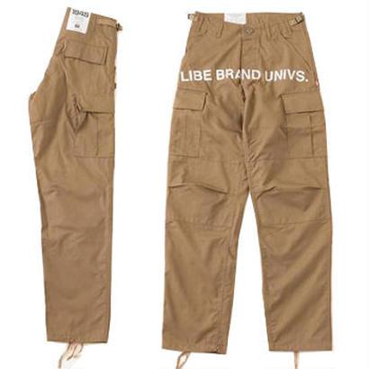 【LIBE BRAND UNIVS.】 CARGO PANTS