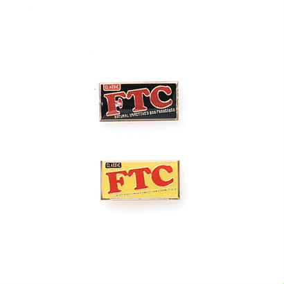 【FTC】ROLLING PAPERS PIN
