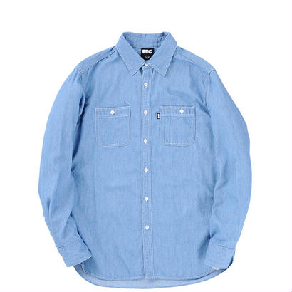 【FTC】DENIM WORK SHIRT