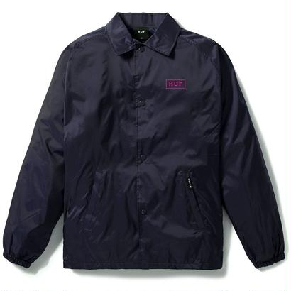【HUF】BAR LOGO COACHES JACKET