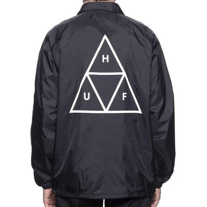 【HUF】TRIPLE TRIANGLE COACHES JACKET