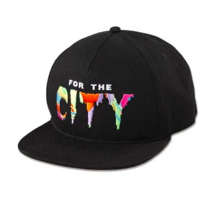 【FTC】 CRYPT SNAP BACK 5 PANEL