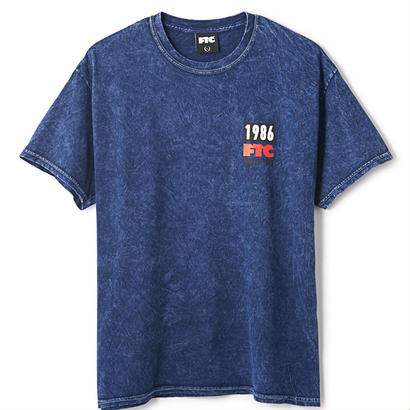 【FTC】ACID WASHED TOUR TEE