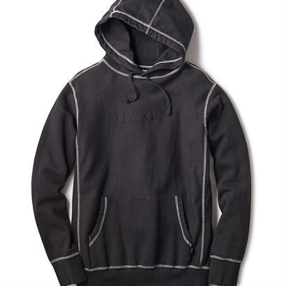 【FTC】OVERDYED PULLOVER HOODY