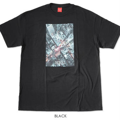 【VISUAL】NIGHT CITY SKY ANGLE TEE