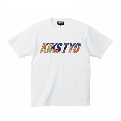 【KIKSTYO】UKIYOE LOGO TEE