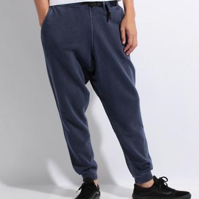 【GRAMICCI】SWEAT NARROW RIB PANTS