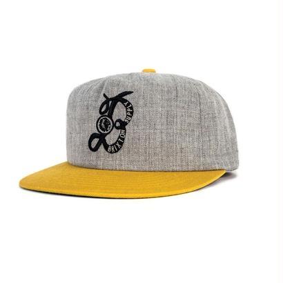 【BRIXTON】 MAJOR CAP