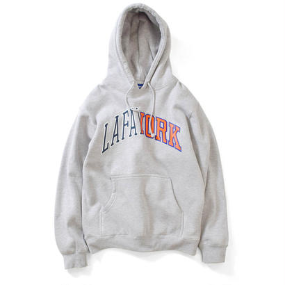 【LAFAYETTE】TWO FACE ARCH LOGO PULLOVER SWEATSHIRT