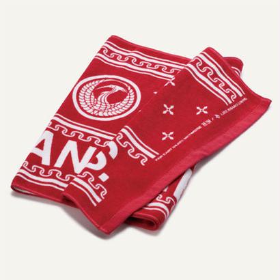 【LIBE BRAND UNIVS.】 SHURIKEN TOWEL