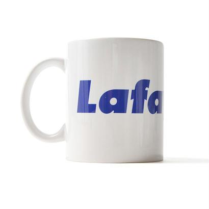 【LAFAYETTE】LOGO MUG