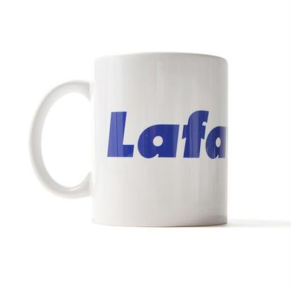 【LAFAYETTE】LOGO MUG CUP