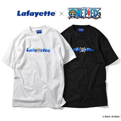 【LAFAYETTE】Lafayette × ONE PIECE STRAW HAT PIRATES LOGO TEE