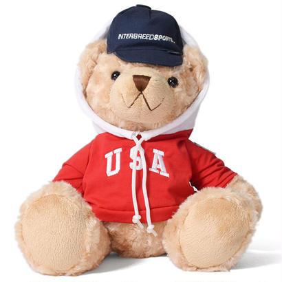 【LAFAYETTE】LO TEDDY BEAR