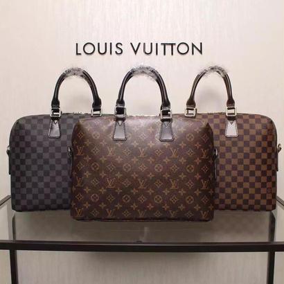 Louis Vuitton Mens ルイヴィトン メンズ    ビジネストートバッグ  高級品  48224