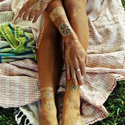 Flash Tattoos(フラッシュタトゥー)/ISABELLA