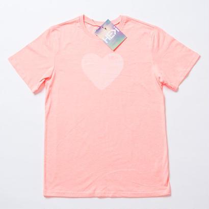 HE>i(ヒー)Tシャツ KID'S AGAPE TEE(フラミンゴ)XL18