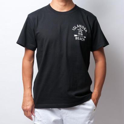ISLANDER/アイランダー STARFISH & ARROW Tシャツ/ブラック