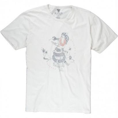 VISSLA(ヴィスラ)Hula or Die Tee Tシャツ/S