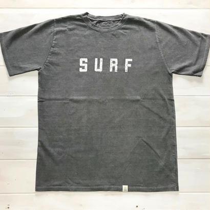 ISLANDER/アイランダー SURFビッグシルエットTシャツ(ダークグレー)