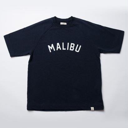 ISLANDER/アイランダー MALIBU SWEAT BIG TEE/マリブスウェットビッグシルエットTシャツ(ネイビー)