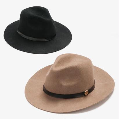 Entourage(アントラージュ)Original Mountain Hat 中折れハット/Beige