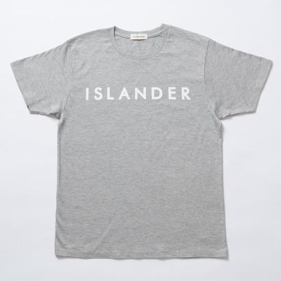 ISLANDER/アイランダー オリジナルロゴTシャツ(グレー)