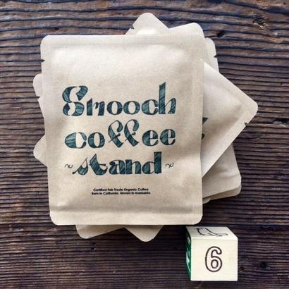 SMOOCHコーヒーバッグ6個セット