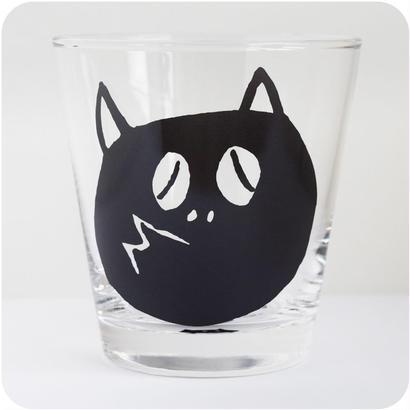 河童の三平タンブラーグラス(かおアップ)