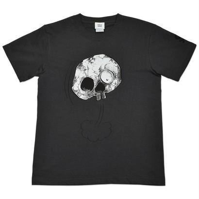【予約販売】墓場の鬼太郎 しゃれこうべ T-Shirts Color  スミ〔4月下旬〜5月中旬発送〕