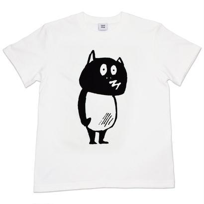 【予約販売】河童の三平 たぬき T-Shirts(特製タグ付) Color  バニラホワイト〔4月下旬〜5月中旬発送〕