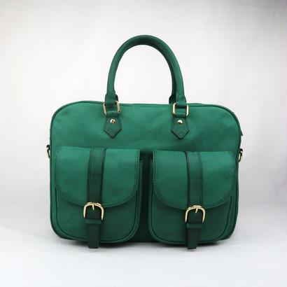 3WAY鞄/本牛革ビンテージオイルレザー /レディースデザイン