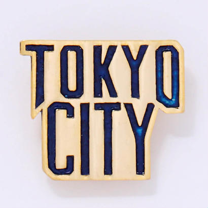 PINS_TOKYOCITY_GOLD×NAVY