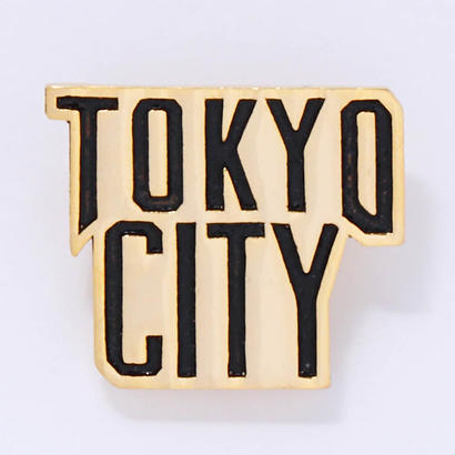 PINS_TOKYOCITY_GOLD×BLACK