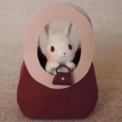 ウサギ(白)