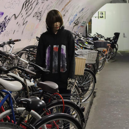 Pullover Parka 無垢の欠片 -灰-