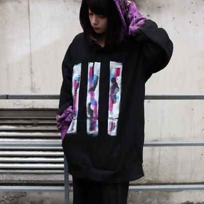 Pullover Parka 無垢の欠片 -菫-