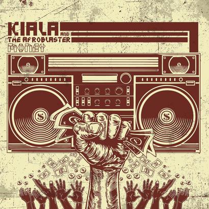 [SG-040] Kiala & The Afroblaster - Money (LP)