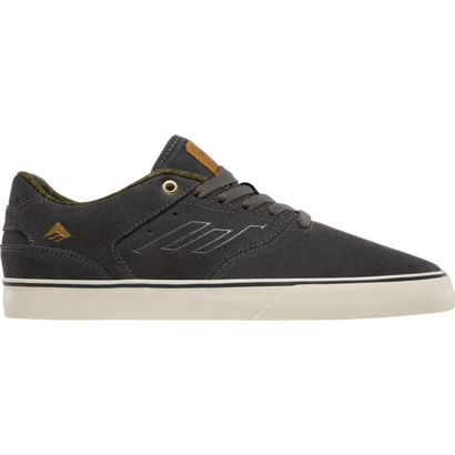 (エメリカ)EMERICA REYNOLDS LOW VULC (darkgrey)