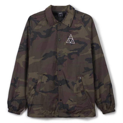 TRIPLE TRIANGLE COACHES JACKET CAMO