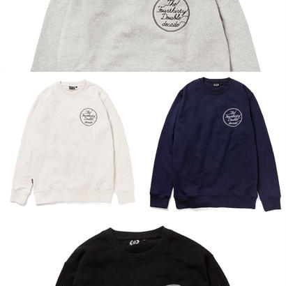430 STITCH LOGO C/N SWEAT