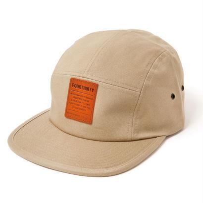 LABEL CAMPER CAP