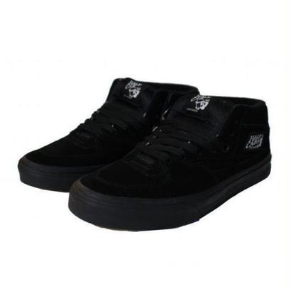 VANS HALF CAB <Black/Black>