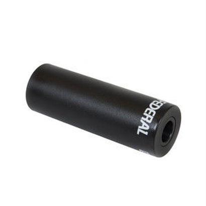Federal Plastic Pegs  Plastic/Alloy insert Peg 14mm black