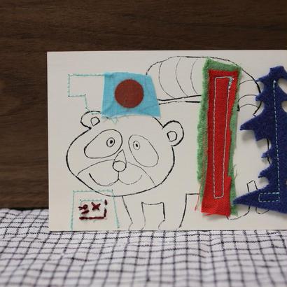 てづくりポストカード p7